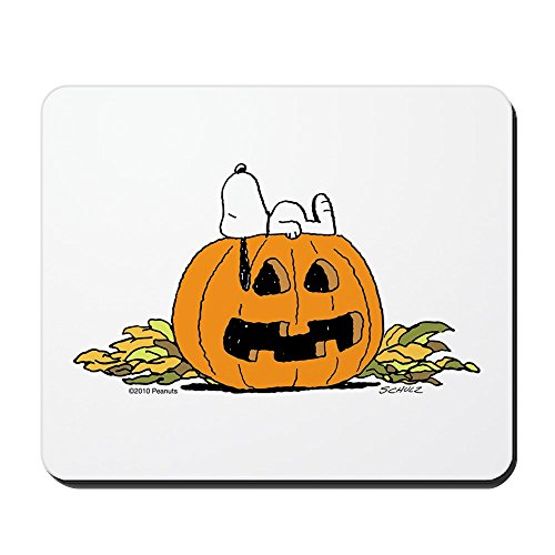 CafePress - Pumpkin Patch Lounger - Non-Slip Rubber Mousepad, Gaming Mouse Pad