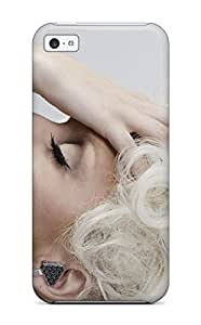 High Quality Shock Absorbing Case For Iphone 5c-lady Gaga wangjiang maoyi