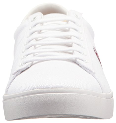 Fred Perry Spencer Duk Sneaker Vit