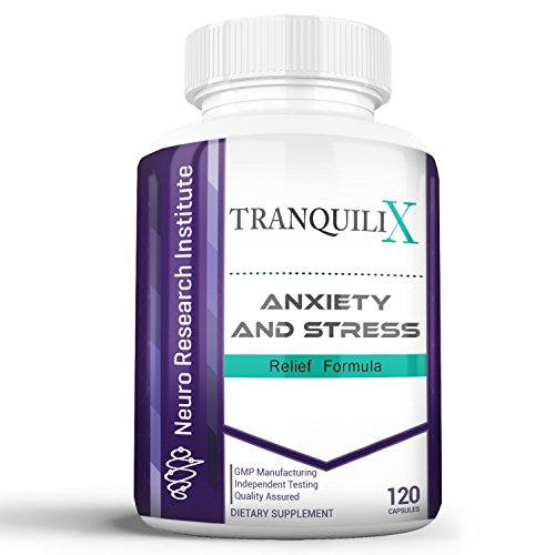 TranquiliX Anti Anxiety Happiness Relaxation Reduction