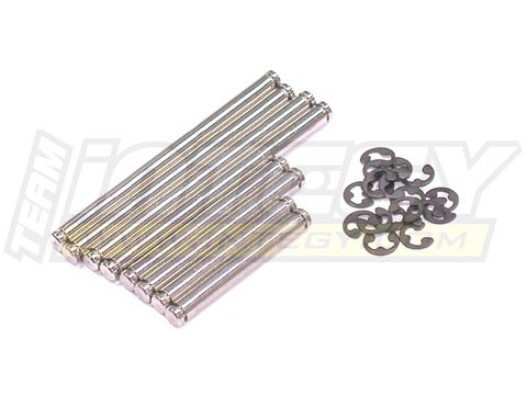 Integy RC Hobby T3558 Stainless Suspension Pin Set for HPI