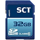 32GB SD Class 10 SCT Professional High Speed Memory Card SDHC 32G (32 Gigabyte) Memory Card for Canon Digital Camera EOS Rebel T1i T2i EF-S 60D 450D 500D 550D 1000D XS XSi with custom formatting