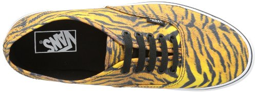 Vans Womens Autentici Tiger Brown / True White Scarpe Da Skateboard (tigre) Marrone / Bianco
