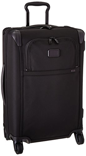 Tumi Alpha 2 Lightweight Short Trip 4 Wheel Packing Case, Black, One Size by Tumi