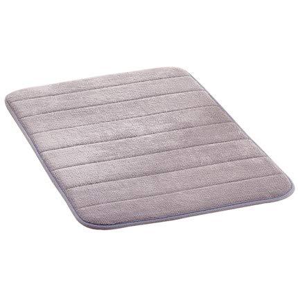 Silvergrey 80  50Cm Dog Cat Pet Mat, Four Seasons Universal Large and Medium Dog Floor Mat, Moisture-Proof Absorbent Pad @Y.T