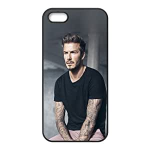 iPhone 5 5S Phone Case Black Hf Daivd Beckham Sexy Sports Model HI4A3NJW Make Your Own Phone Case
