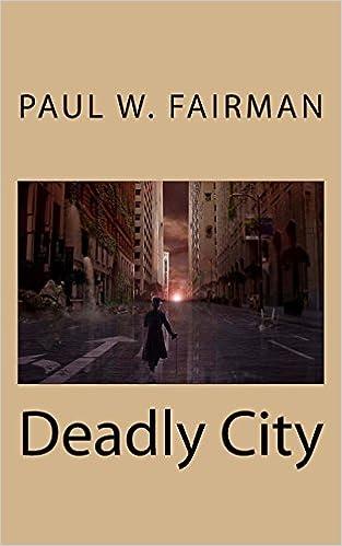 deadly city fairman paul w