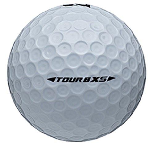 Bridgestone Golf Tour B XS Golf Balls, White (One Dozen) - 760778083017