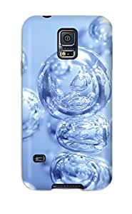 Amanda W. Malone's Shop 7247546K88811305 High Quality Water Bubbles Case For Galaxy S5 / Perfect Case