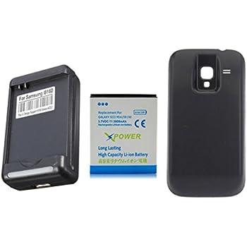 Amazon.com: X-Power 3900mAh Batería Extendida con Carcasa ...