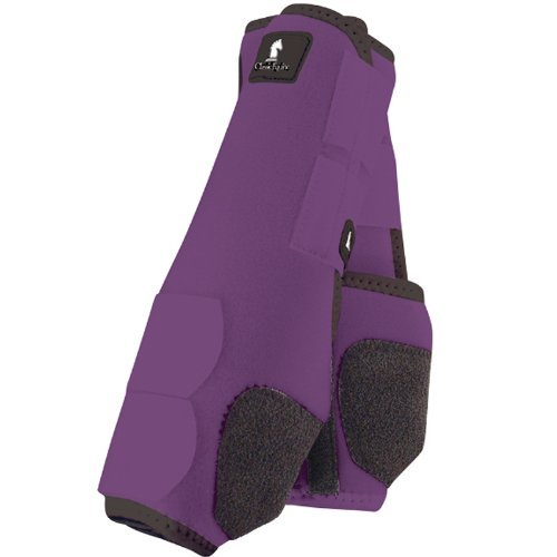 Legacy System Front Splint Boots by Classic Equine