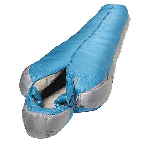 Sierra Designs Mobile Mummy 800-Fill DriDown Women'S Regular,  2 Season Sleeping Bag Review