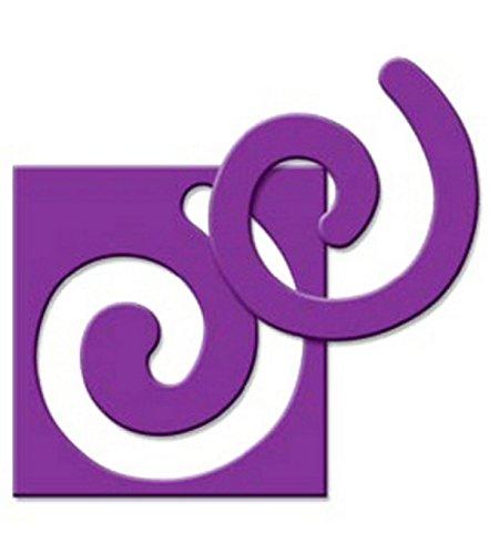 Paper Shapers Medium Paper Punch: Spiral (Ek Paper Shapers)