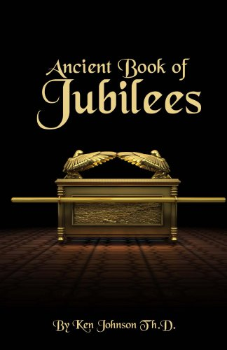 Jubilee Cross - Ancient Book of Jubilees