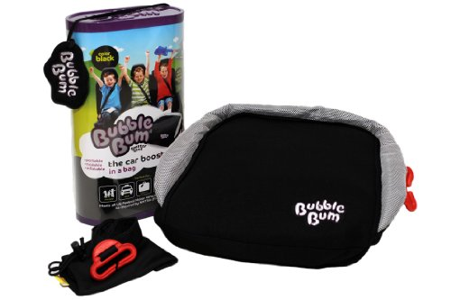 BubbleBum-Travel-Car-Booster-Seat-Black
