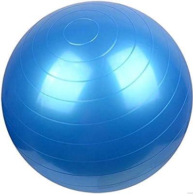 PUMP SILVER 65cm ANTI BURST YOGA EXERCISE GYM PREGNANCY SWISS FITNESS ABS BALL