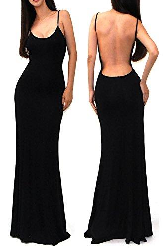 Vivicastle Womens Minimalist Backless Rayon product image