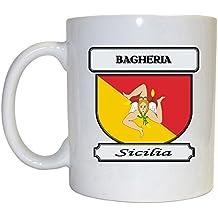 Bagheria, Sicilia (Sicily) City Mug