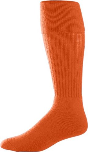 262c84f703bb Image Unavailable. Image not available for. Color  Soccer Socks- Adult  Orange