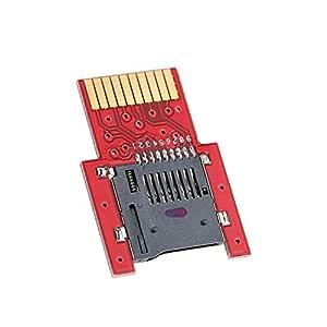 fesjoy SD2VITA PSVSD Micro SD Adaptador Tarjeta de Memoria ...