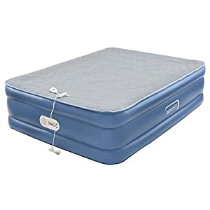 Amazon AeroBed Quilted Foam Topper Air Mattress