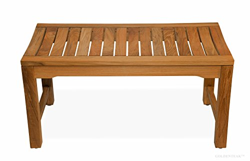 Teak Backless Bench Rosemont Collection 36 inches