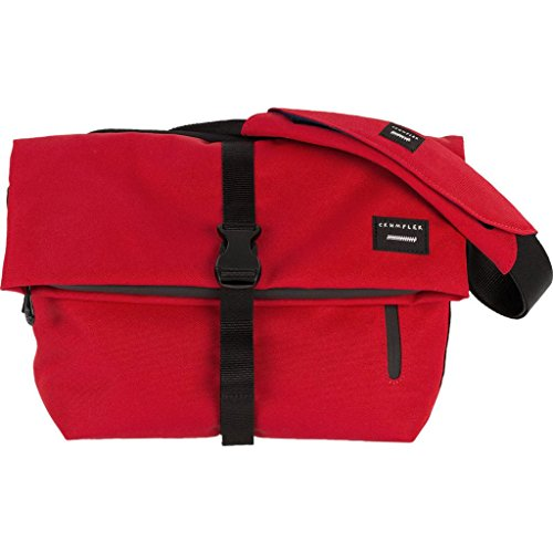 Crumpler Flock of Horror Shoulder Bag | Rust Red