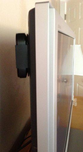 Out Of Sight Bracket - Staffa da parete per Apple TV