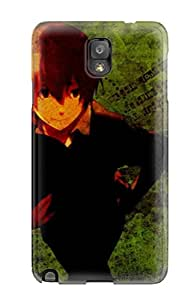 Lori Cotter Elodie's Shop Tpu Case Cover For Galaxy Note 3 Strong Protect Case - Baccano Design 1860315K86414783