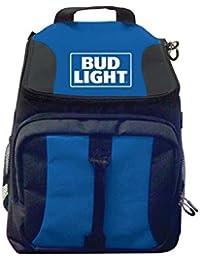 amazon com bud light luggage travel gear clothing shoes jewelry