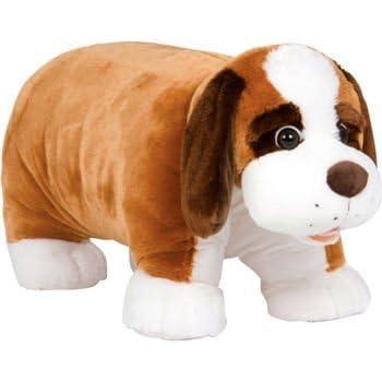 Amazon Com Jumbo 36 Quot Pillow Chum St Bernard Toys Amp Games
