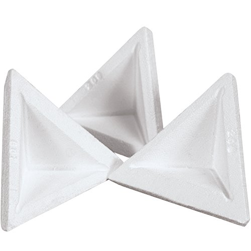"""Boxes Fast Foam Corner Protection for Moving, 4"""" L"""