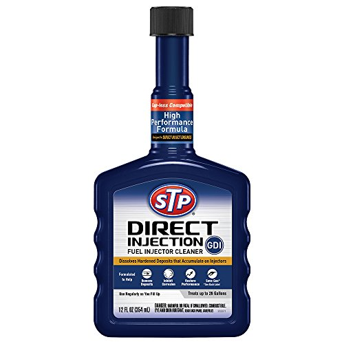 - STP Direct Injection Fuel Injector Cleaner (12 fl. oz.)