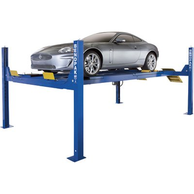 BendPak 4-Post Lifts 14,000-Lb. Capacity, 204in.L, Model# HDS-14LSX - Four Post Vehicle Lift