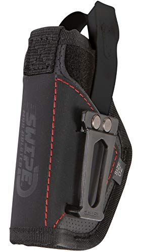 Swipe Switch Holster, Size 02 - Black/ .380cal Subcompact Semi-Autos
