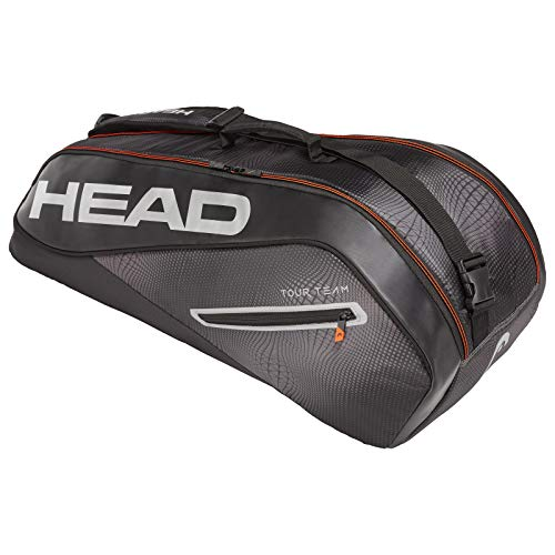 - HEAD Tour Team 6 Pack Combi Tennis Bag