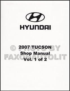hyundai tucson owners manual 2007 free owners manual u2022 rh wordworksbysea com 2005 tucson repair manual Hyundai Tucson Car