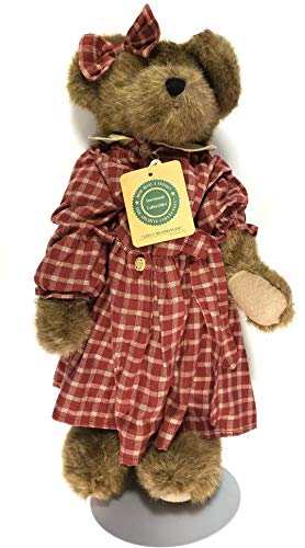 Boyds Bears Archive Collection Lisa T Bearringer Plush Bear 15