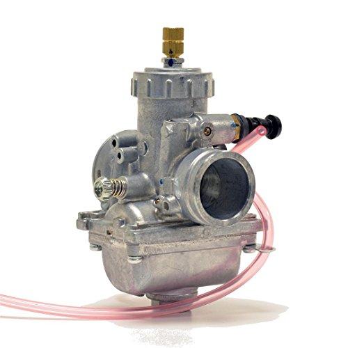 Genuine Real Mikuni 24mm Round Slide High Performance Carburetor Carb VM24-512 by Niche Cycle Supply