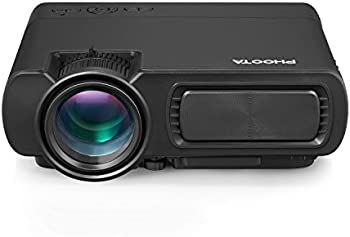 Phoota A1 2400-Lumens LED Projector