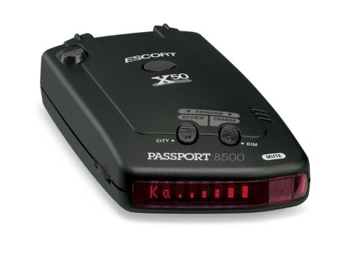Escort Passport 8500X50 Detector Display product image