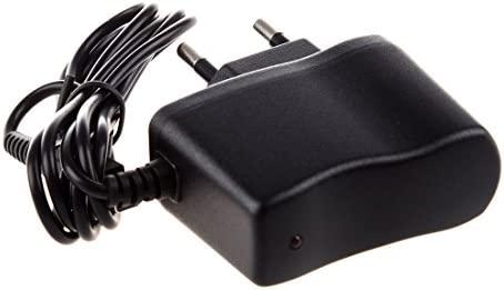 TOOGOO(R) Negro Cargador de corriente la normativa europea para DSi, DSi XL, 3DS, 3DS XL