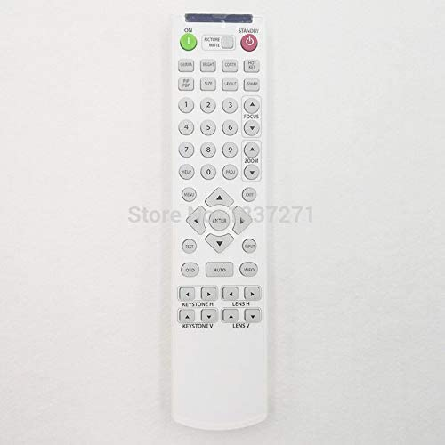 Calvas original remote control for Christie D12WU-H D13HD-HS D13WU-HS DHD1075-GS DWU1075-GS DHD599-GS DWU599-GS DHD630-GS projectors