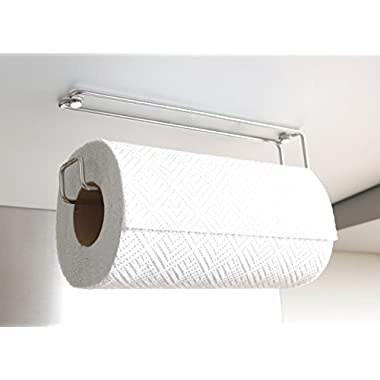 Plew Plew stainless steel KITCHEN PAPER ROLL holder