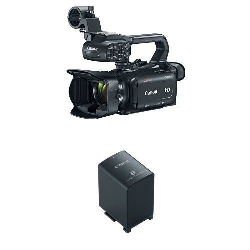 Canon XA15 Professional Camcorder with Battery Pack