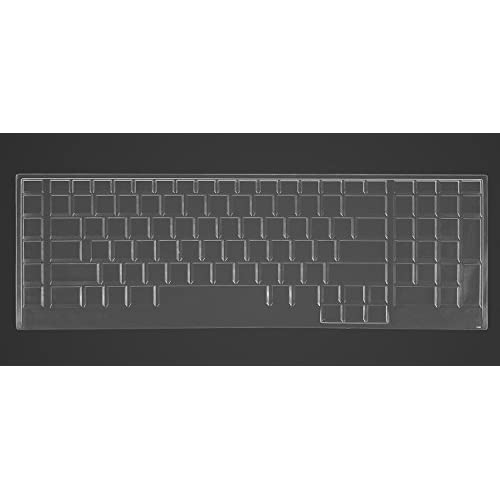 Alienware 17 R2 R3 R4 2015 Version 2013 Version Gaming Laptop 2015//2016 Version CaseBuy Ultra Thin Silicone Keyboard Protector Cover Skin for Dell Alienware 18 Clear Alienware M17
