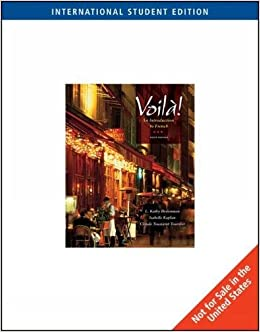 Voila!: An Introduction to French with Audio CD ...