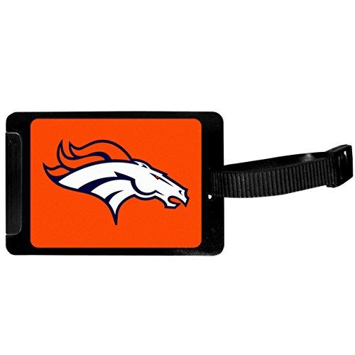 Siskiyou NFL Denver Broncos Luggage Tag (Denver Airport-shops)