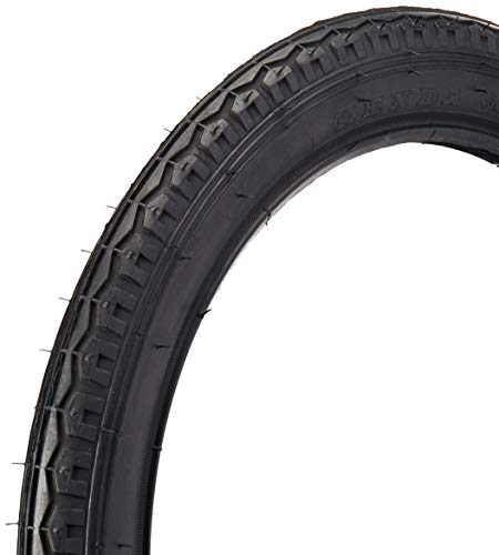 Kenda Street K123 Tire with 16''X1.75 Wire Clincher, Black