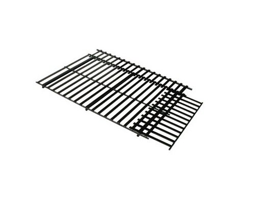 Adjustable Large/Extra-Large Two-Way Grate by Grillmark
